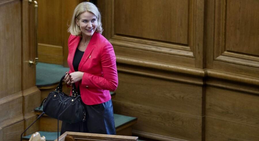 Nej, Helle Thorning-Schmidt har IKKE udskrevet valg.