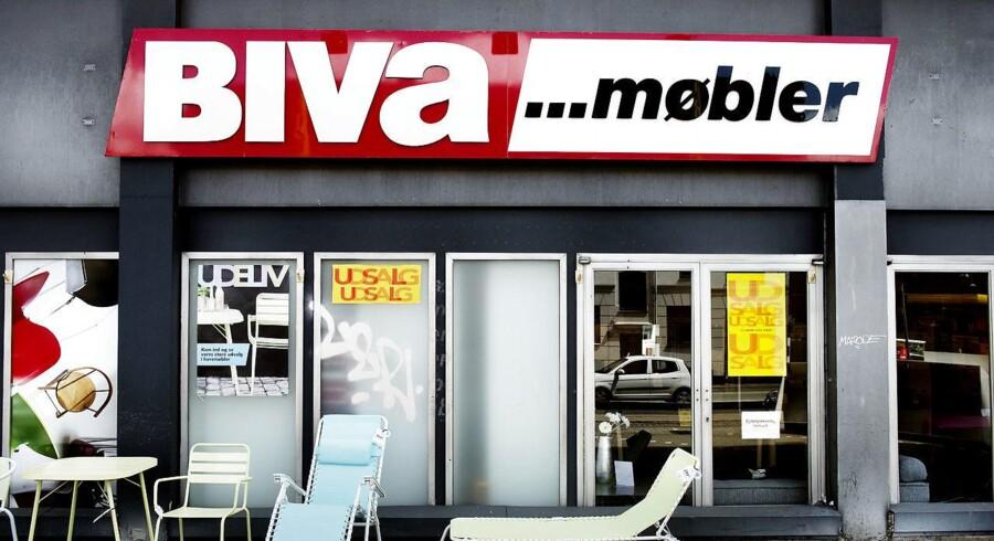 Biva, der nu er et online-møbelhus, er gået konkurs. Bag tæppet arbejdes der dog, ifølge Berlingskes oplysninger på en løsning for selskabet.