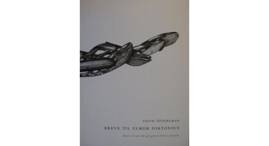 »Breve til Elmer Diktonius.« Edith Södergran.