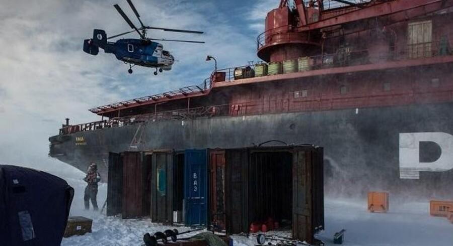 Et stop for akviteterne i ExxonMobils og Rosnefts joint venture er det første store håndfaste bevis på, at USAs, EUs og Norges sanktioner rammer energiinvesteringer i Rusland hårdt. Foto: Rosneft