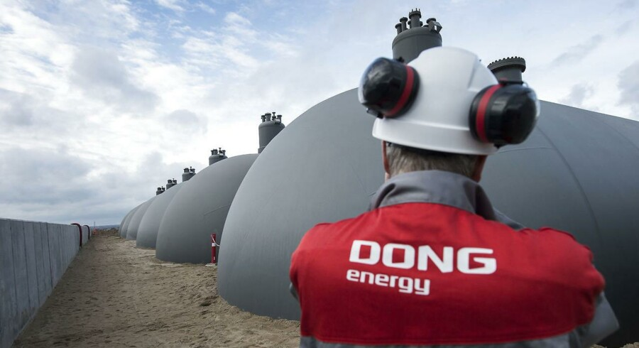DONG er klar til at gå på børsen til sommer. Staten skal fortsat bevare kontrollen over energiselskabet. Det fremgår af en børsmeddelelse fra DONG. (Foto: Claus Fisker/Scanpix 2015)