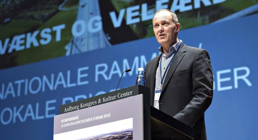 KL's formand Martin Damm (V)