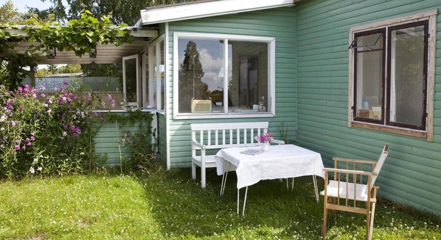Kan man trække udgifter til forbedringer fra i skat for et hus i en kolonihave?