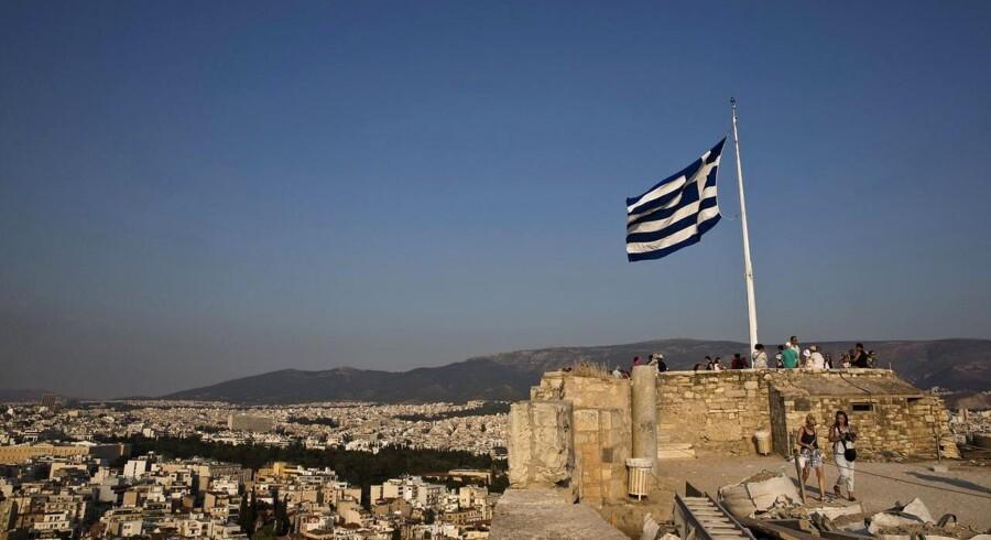 I en ny rapport opfordrer Den International Valutafund (IMF) Den Europæiske Centralbank (ECB) til at forberede sig på at bruge sine finansielle muskler mere aggressivt for at undgå, at usikkerheden i Grækenland spreder sig på tværs af regionen.
