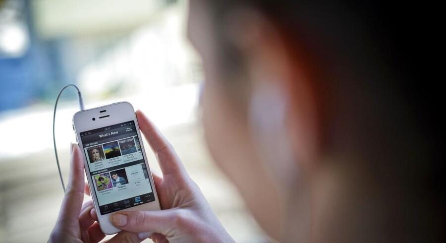 Tallene for 2014 er endnu ikke klar, men pladeselskaberne har samlet set en klar forventning om, at udviklingen fortsætter. Ikke mindst fordi danskerne har taget streamingtjenester som Spotify og WiMP til sig.