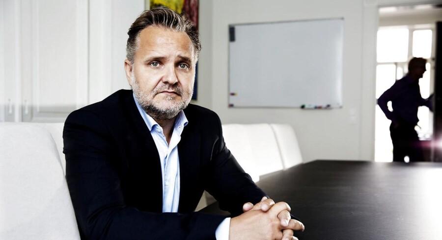Torben Jensen og Hellerup Finans har afleveret et ny og revideret regnskab, der blotlægger store udfordringer for den omstridte virksomhed.