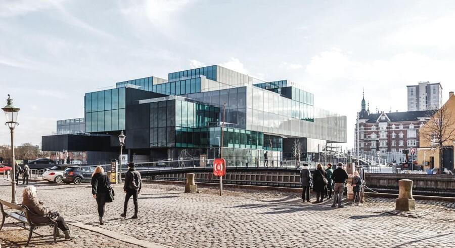 Den nye bygning Blox på Bryghusgrunden begejstrer ikke den engelske avis The Guardian, der har været i København for at se nærmere på Blox.