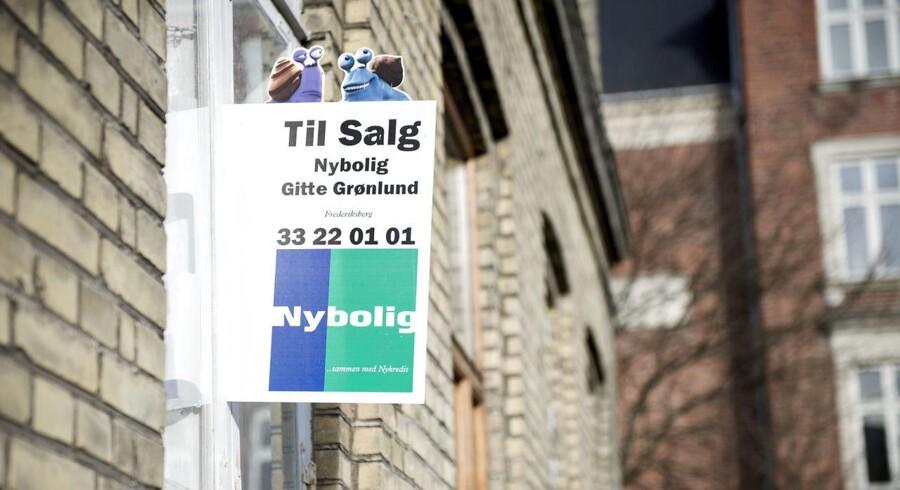 Nybolig er blandt de ejendomsmæglerkæder, der har fået millionbøder af Bagmandspolitiet.