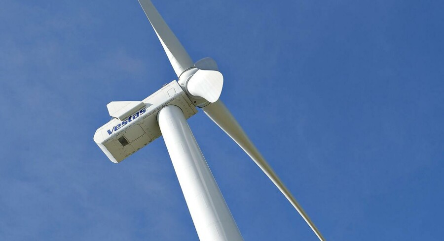 Arkivfoto. Den tyske kapitalfond VMCap har mistet millioner og atter millioner på en investering i den fynske virksomhed SSP Technology, der er kendt for at fremstille nogle af verdens længste vindmøllevinger.