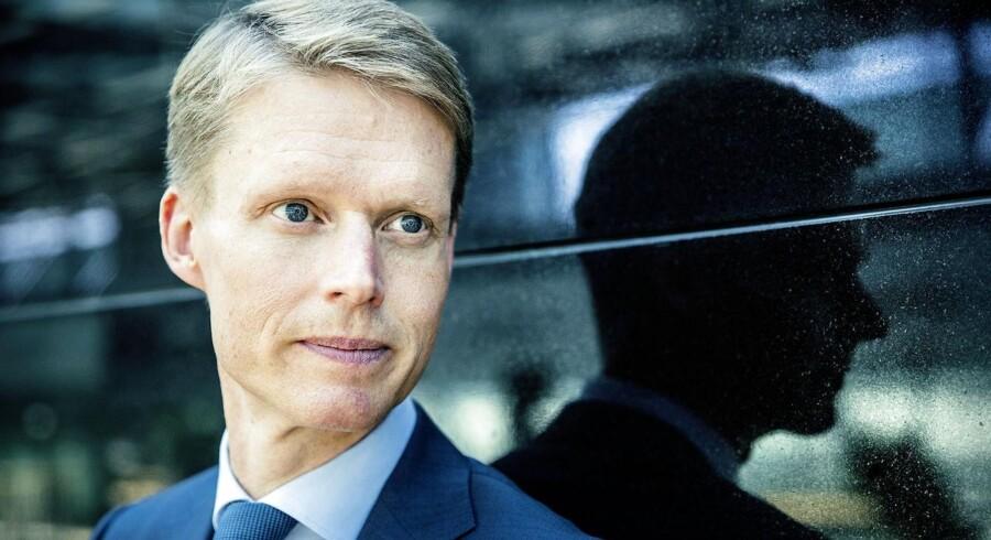 Administrerende direktør for DONG Energy, Henrik Poulsen.