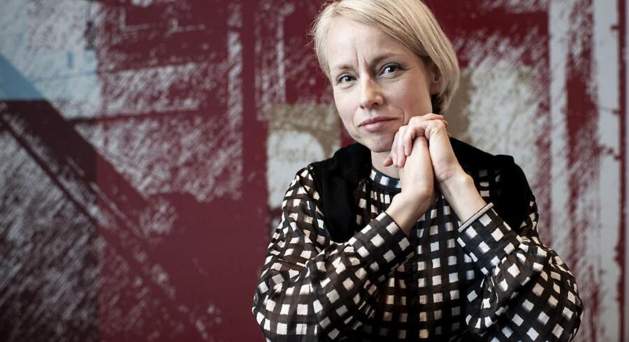 Forbrugerombudsmand, Christina Toftegaard Nielsen. (Foto: Linda Kastrup/Scanpix 2015)