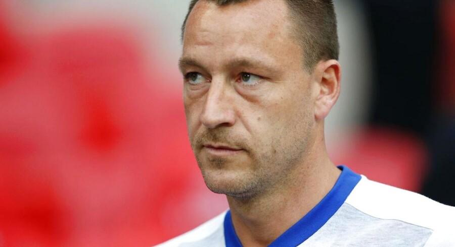 Den tidligere Chelsea-spiller John Terry.