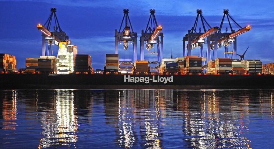 Tyske Hapag-Lloyd bliver det fortsættende selskab efter fusionen med United Arabic Shipping Company (UASC).