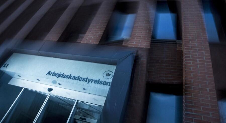 Arbejdsskadestyrelsen på Østerbro, København.