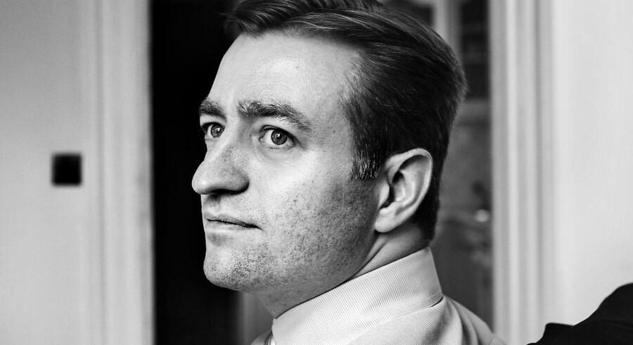 Martin Thaysen, administrerende direktør i Santa Fe. ARKIVFOTO.