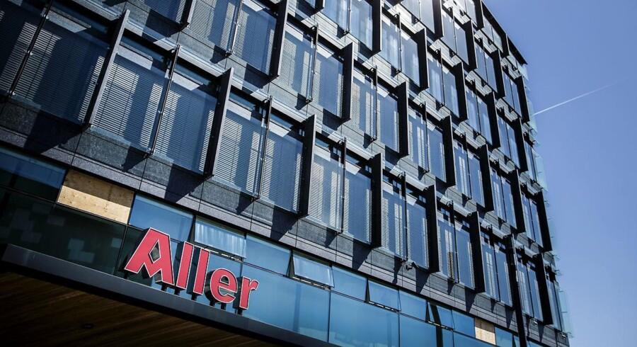 Aller Medias afdeling i Norge er langt fremme med et nyt initiativ kaldet Lommelægen, som skal være spydspids i en ny satsning på digital service. Men Aller Media har dog stadig hovedkvarter på Havneholmen i København. Foto: Thomas Lekfeldt/Scanpix.