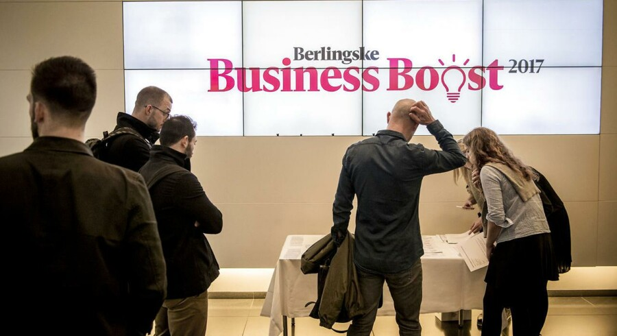 30 iværksætter virksomheder skal kæmpe om at blive blandt de 15, der får lov at gå videre til finalen i Berlingskes iværksætterkonkurrence, Berlingske Business Boost. Dagen starter med registrering i Berlingskes reception.