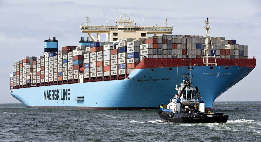Containerrederierne er presset af lave fragtrater.