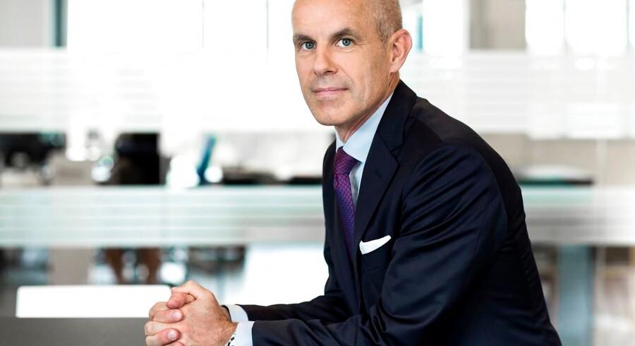 Jørgen Jensen, adm. direktør i Widex.
