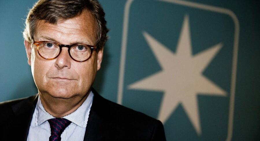 Michael Pram Rasmussen bestyrelsesformand i A.P. Møller-Mærsk.