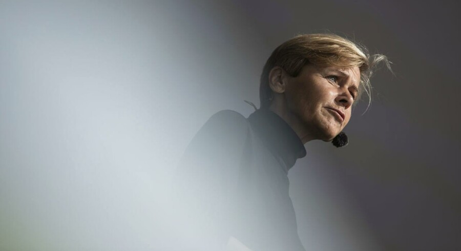 Kulturminister Mette Bock (LA). (Foto: Olafur Steinar Gestsson/Ritzau Scanpix)