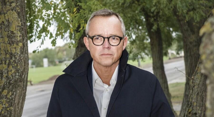 Adm. direktør i modekoncernen IC Group går benhårdt efter fodfæste med Tiger of Sweden på det tyske marked.