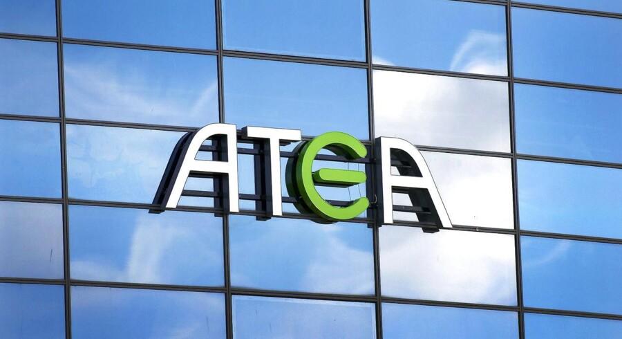 IT-selskabet Atea bliver nu tiltalt som selskab i den store bestikkelsessag. Arkivfoto: Martin Rasmussen, Scanpix