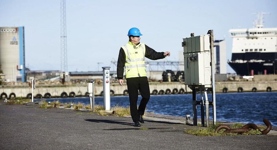 Rønne Havn skal udvides og det skal entreprenørkoncernen Per Aarsleff A/S stå for.