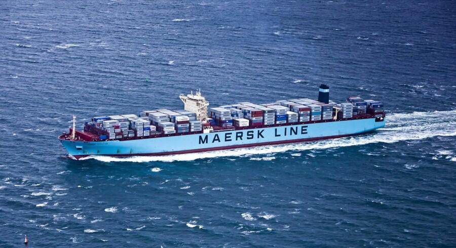 A.P. Møller - Mærsks direktør mener, at der er brug for mere konsolidering i branchen, og Mærsk er klar til at deltage, når man er færdige med at integrere Hamburg Süd.