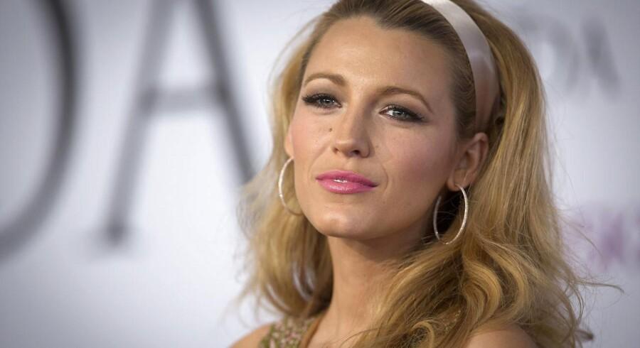 Skuespillerinden Blake Lively