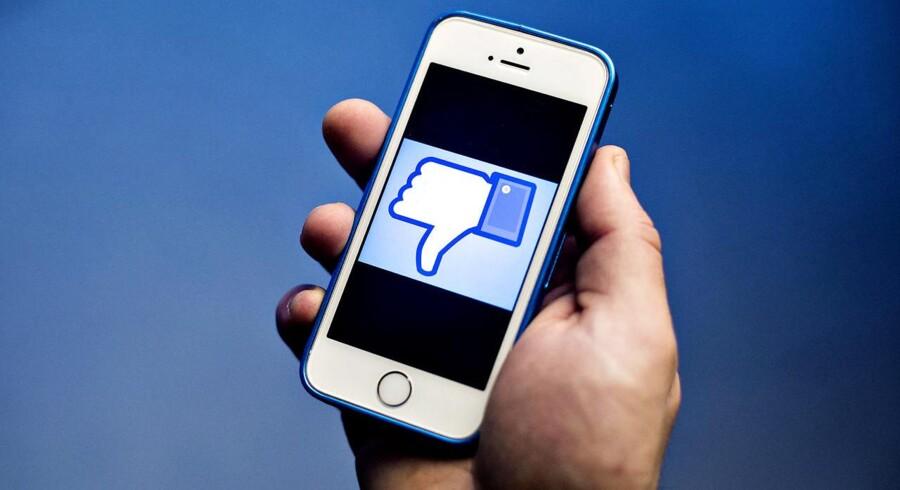 Holder du jul på Facebook?