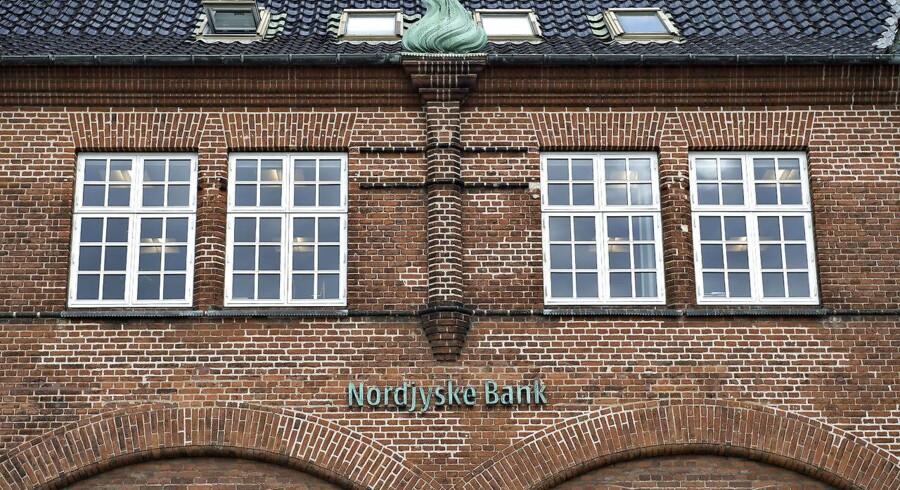 Arkivfoto: Nordjyske Bank.