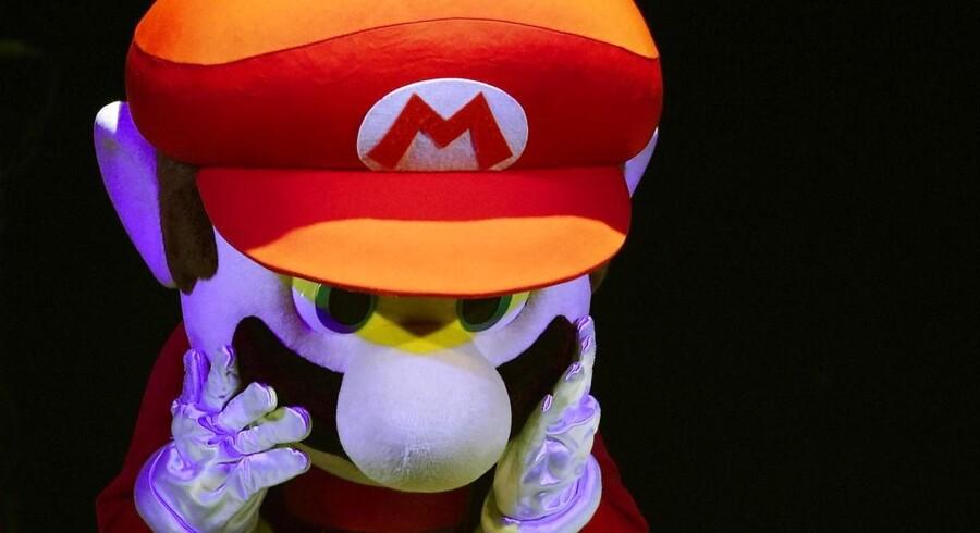 Arkivfoto: Nintendo's Mario.