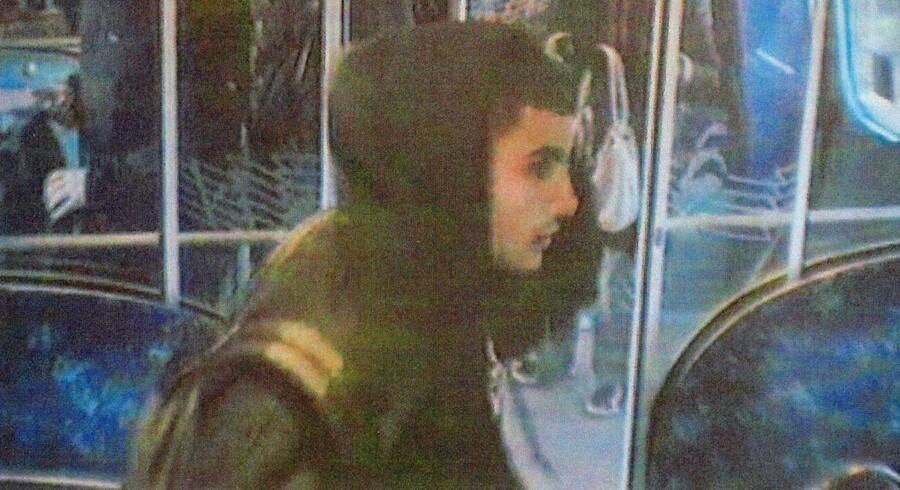 Den afdøde attentatmand Omar El-Hussein bliver nu hovedperson i en kommende film af Manyar Parwani. Foto: AFP