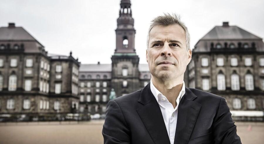 Thomas Larsen, politisk kommentator.