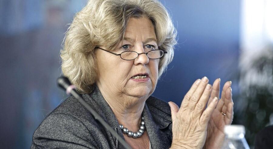 ARKIVFOTO. Statsløsekommissionen konkluderer, at Danmark i perioden 1991 til 2010 har handlet klart i strid med internationale konventioner overfor statsløse.