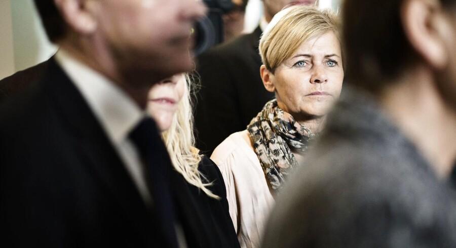 ARKIVFOTO. Liberal Alliances Mette Bock