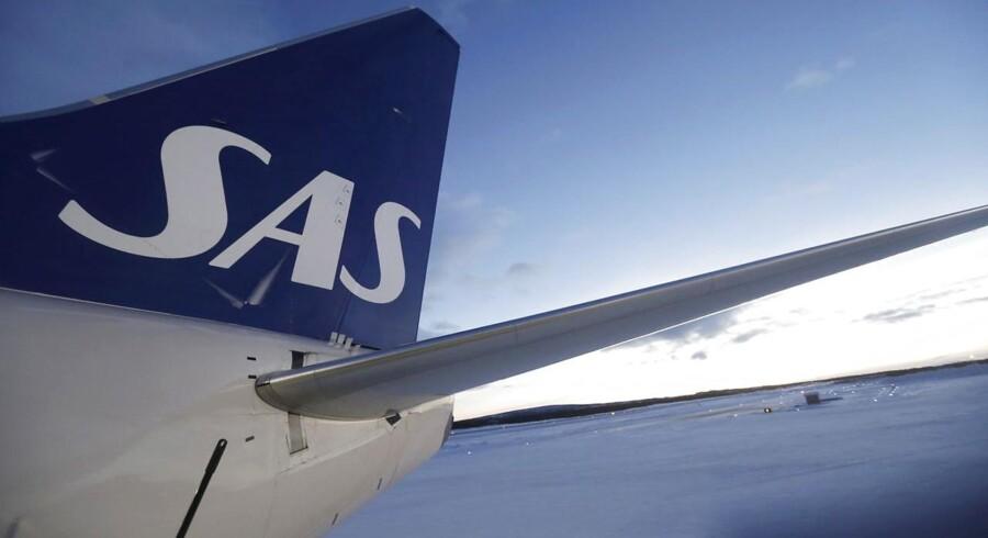 SAS mistede i 2015 en halv million passagerer i Københavns Lufthavn og har for første gang nogensinde en markedsandel på under 40 pct. i den danske hovedstads-lufthavn.