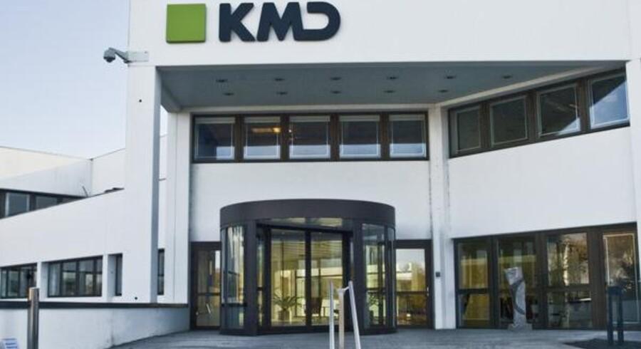 De danske kommuner udgør stadig over halvdelen af KMDs omsætning, men markedet udvikler sig ikke, og derfor skal KMD have fat i andre kunder, f.eks. i staten og blandt virksomhederne. Arkivfoto: KMD