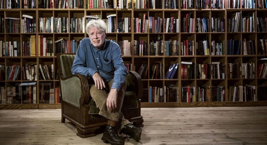 Claus Clausen etablerede forlaget Tiderne Skifter i 1973 og solgte det sidste år til Gyldendal. Nu hævder Gyldendal, at han i en årrække har undladt at betale forfatterne, hvad der tilkom dem. Arkivfoto fra 2016.