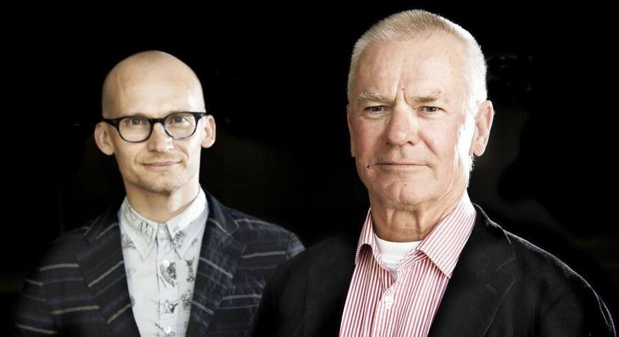 Det er mere end svært at dele magten i familieselskabet med andre, erkender Christian og Thor Stadil, der indtil videre dropper planer om eksterne bestyrelsesmedlemmer.