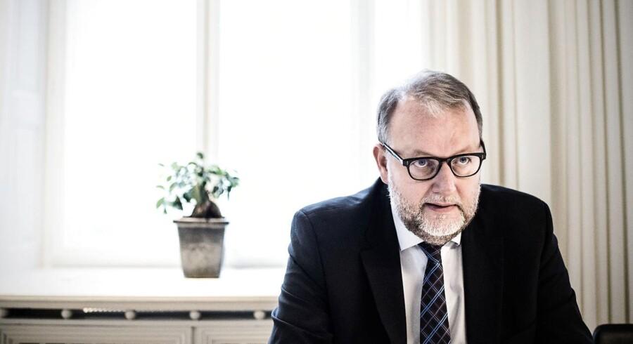 Arkivfoto: Energi-, forsynings- og klimaminister, Lars Christian Lilleholt.