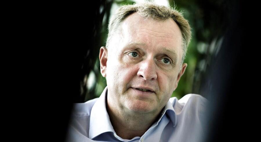 ARKIVFOTO. TDCs erhvervsforretning skranter, og det skal der nu rettes op på med en nyt program over det næste 1,5 år.