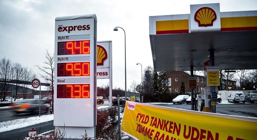 Den irsk ejede energivirksomhed DCC Holding har op til påske købt 205 danske servicestationer, der vil blive drevet videre under det velkendte Shell-brand.