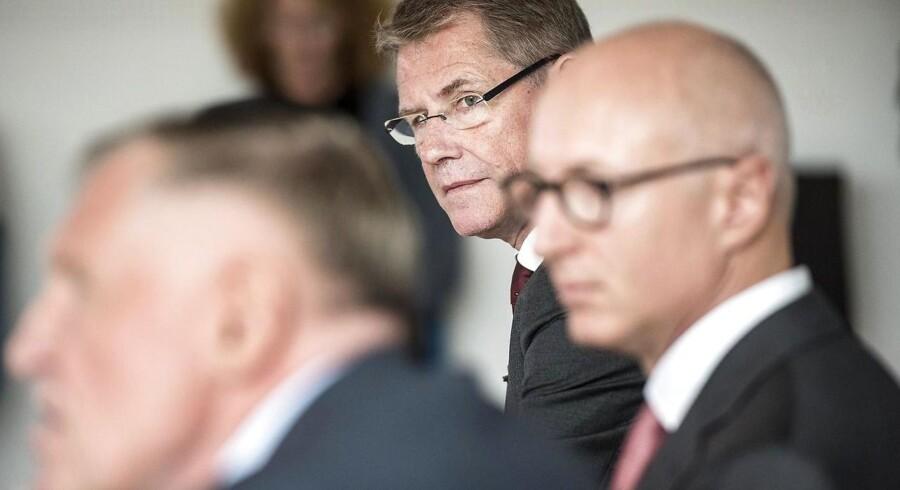 Lars Fruergaard Jørgensen overtager topposten i Novo Nordisk efter Lars Rebien Sørensen, der får æren for at have gjort Bagsværd-virksomheden til global kæmpe.