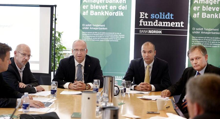 Arkivfoto. Banknordik vil afnotere sine aktier fra børsen i Island. Det oplyser banken.