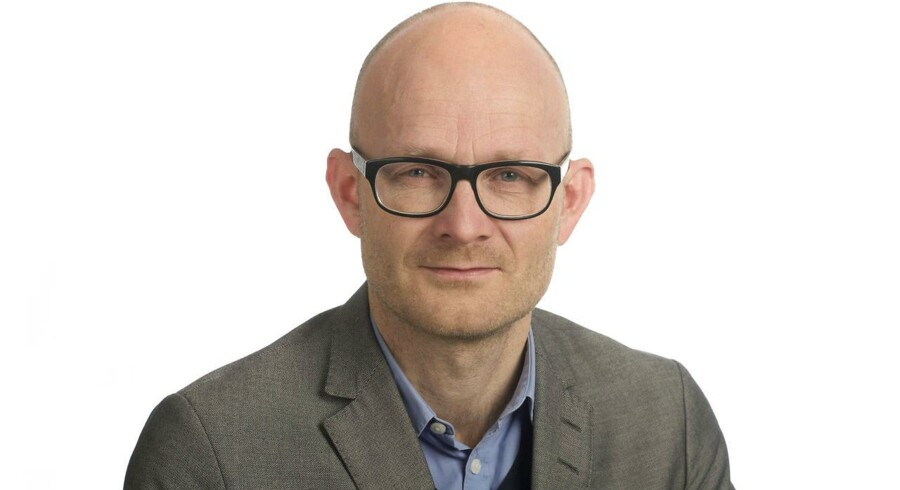 Byline foto Business journalist Peter Suppli Benson