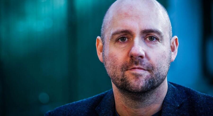 Jonathan Løw, serieiværksætter og blogger for Berlingske Business.