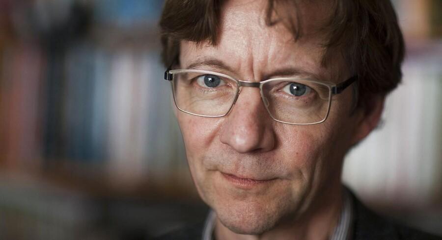 Claus Emmeche er videnskabsteoretiker og lektor ved Institut for Naturfagenes Didaktik, KU. Arkivfoto.