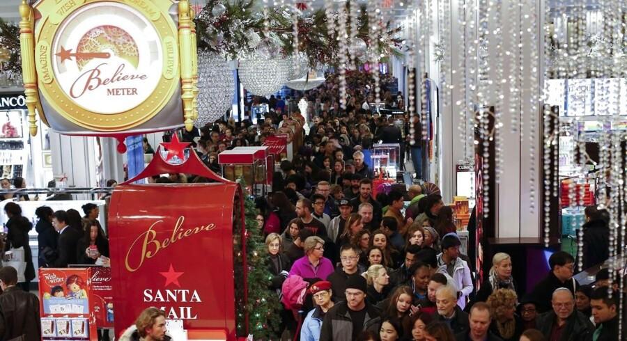 Black Friday har tager turen over atlanten fra amerikansk tradition til dansk forbrugerbegivenhed.